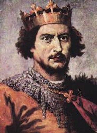 Bolesław II the Generous - A modern depiction of Bolesław II, by Jan Matejko