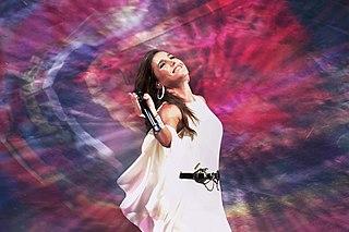 Soledad Pastorutti Musical artist