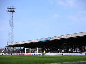 2016–17 Scottish Championship - Image: Somerset Park