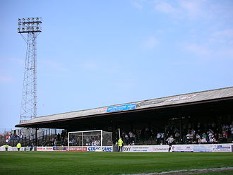 Scottish League One - Image: Somerset Park