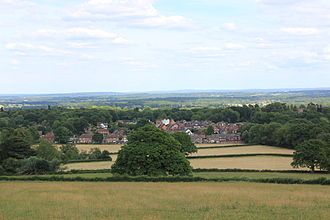 South Holmwood - Image: South Holmwood View Redlands