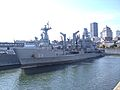 South Korean Navy vessels, Montreal (2013-10-16).jpg