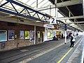 Southbound platform, Winchester station - geograph.org.uk - 1715274.jpg