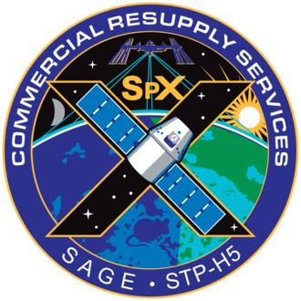 SpaceX CRS-10 - Image: Space X CRS 10 Patch