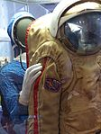 Space suits in Memorial Museum of Cosmonautics, Moscow, Russia, 2016 29.jpg