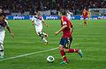 Spain - Chile - 10-09-2013 - Geneva - Andres Iniesta 9.jpg