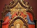 Spinello aretino, madonna col bambino e angeli, 1405, 02.jpg