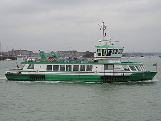 Gosport Ferry - Image: Spirit of Gosport