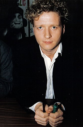 Glenn Tilbrook - Tilbrook, with Squeeze, Los Angeles, December 1987