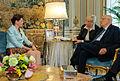 Srečanje premierke Alenke Bratušek z italijanskim predsednikom Giorgiem Napolitanom 2013 (2).jpg