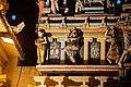 Sri Mahamariamman Temple, Kuala Lumpur. Gopuram from the East. Sculpture. 2019-12-10 22-07-14.jpg