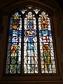 Ss Peter and Thomas' Church, Stambourne, Essex - 21st-century stained glass window.jpg