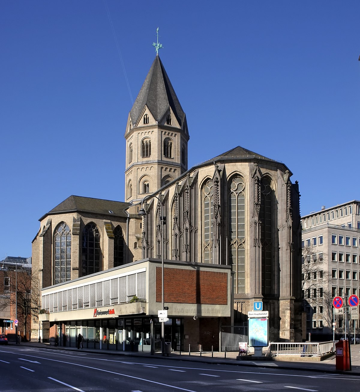 Architektur Köln