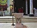 St. Benedict Cathedral interior - Evansville, Indiana 05.jpg