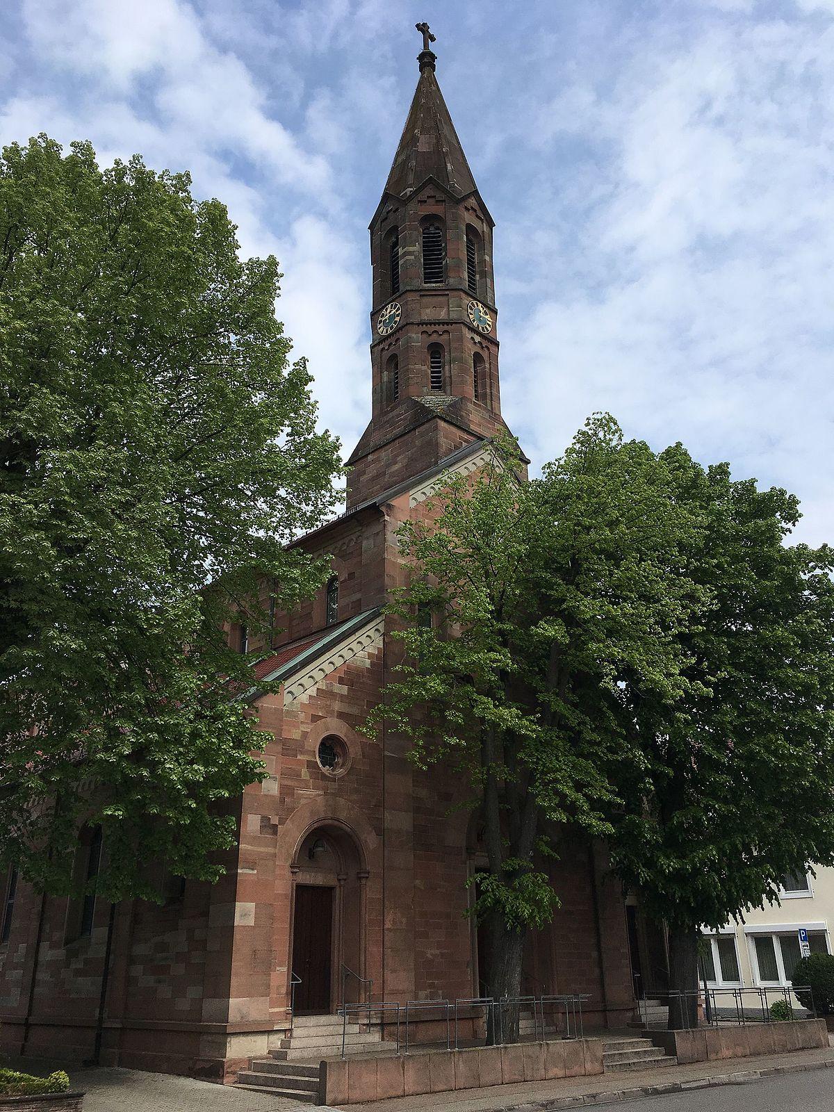 Rathaus Hügelsheim