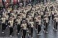 St. Patrick's Day Parade (2013) In Dublin - Purdue University All-American Marching Band, Indiana, USA (8565454123).jpg