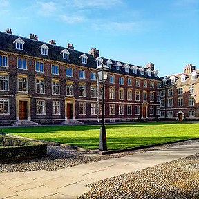 St Catharine's College (Main Court)
