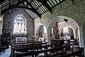 St Gwynhoedl's Church, Llangwnnadl, interior.jpg
