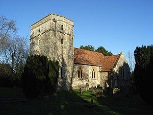 Fawley, Buckinghamshire - St Mary's Church, Fawley