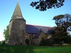 Nercwys - Image: St Mary's Church, Nercwys geograph.org.uk 272303