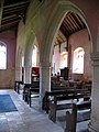 St Peter, North Barningham, Norfolk - Interior - geograph.org.uk - 318303.jpg
