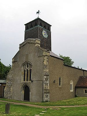 Stokenchurch - St Peter and St Paul's church, Stokenchurch