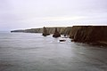 Stacks, Around Duncansby Head, Duncansby Head (250394) (13486511864).jpg