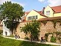 Stadtmauer bei Faerbertoerl, Donauwoerth (Town Wall by Dyers' Gate) - geo.hlipp.de - 22210.jpg