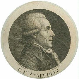 Karl Friedrich Stäudlin