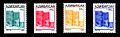 Stamps of Azerbaijan, 1992-166-169.jpg