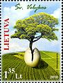 Stamps of Lithuania, 2010-09.jpg
