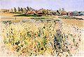 Stanisław Masłowski (1853-1926), Poppies, 1911, water-colour on paper.jpg