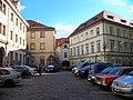 Staré Město, Anenské náměstí, od Anenské ke Stříbrné.jpg