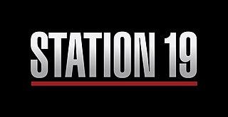 <i>Station 19</i> 2018 American action-drama television series