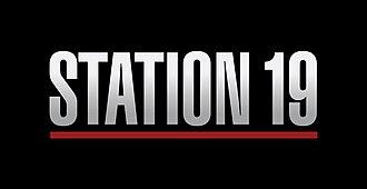 Station 19 - Image: Station 19 logo