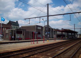 Image illustrative de l'article Gare de Zottegem