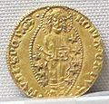 Stato della chiesa, senato romano, emissione aurea, 1350-1410 ca. 02.JPG
