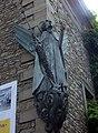 Statue (St. Michael Kirche (Göttingen)).JPG