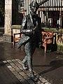 Statue of Robert Fergusson, (1750-1774) - geograph.org.uk - 1011107.jpg