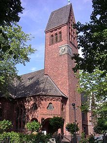 Evangelische Kirchen In Hamburg