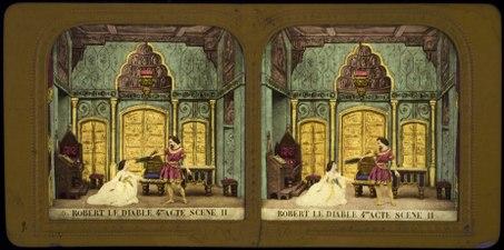 Stereokort, Robert le Diable 9, acte IV, scène II - SMV - S111b.tif