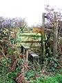 Stile, Smithy Lane - geograph.org.uk - 1575129.jpg