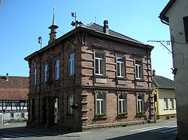 The town hall in Still