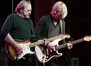 The Rides - Stephen Stills and Kenny Wayne Shepherd; The Rides in 2016
