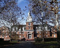 Stocker Center, Colegio de Ingeniería de la Universidad de Ohio.