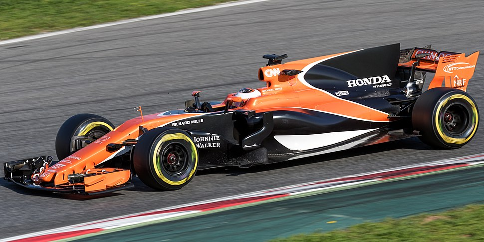 Stoffel Vandoorne 2017 Catalonia test (27 Feb-2 Mar) Day 4