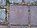 Stolperstein Adolf Weishaupt, 1, Elisabethenstraße 6, Mörfelden, Mörfelden-Walldorf, Landkreis Groß Gerau.jpg
