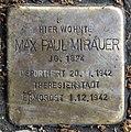 Stolperstein Babelsberger Str 6 (Wilmd) Max Paul Mirauer.jpg