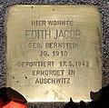 Stolperstein Badensche Str 21 (Wilmd) Edith Jacob.jpg