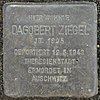 Stolperstein Danneckerstr 21 (Friedr) Dagobert Ziegel.jpg